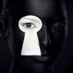 Art of face - Keyhole - Alexander Khokhlov