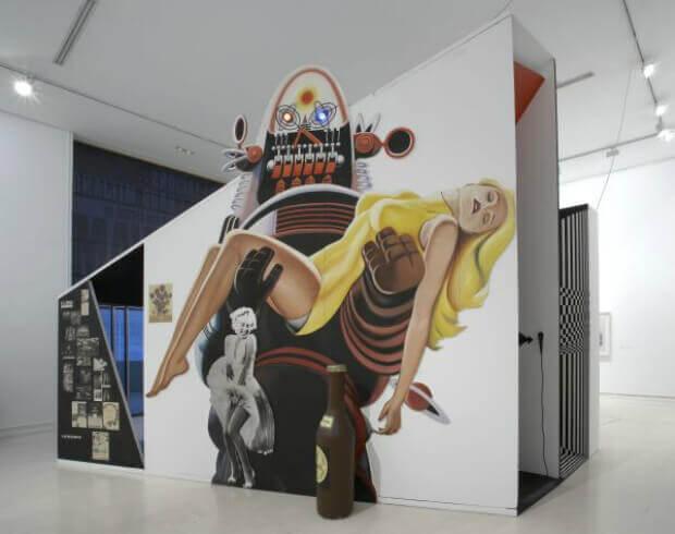 The Godfather Of Pop Art Richard Hamilton Katarte