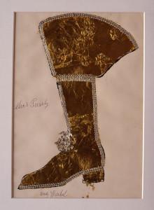 Elvis Presley, stivale d'oro, 1956