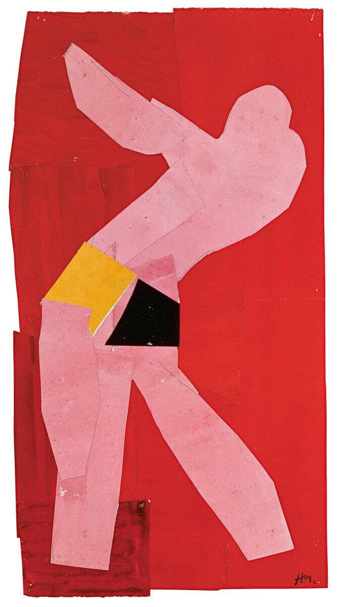 Piccola Ballerina Su Uno Sfondo Rosso 1937 8 Katarte Katarte