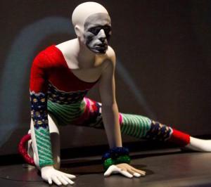Ziggy Stardust bodysuit