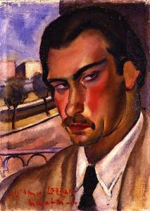 Autoritratto, 1927