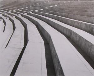 Tina Modotti. Stadio di Città del Messico,1926