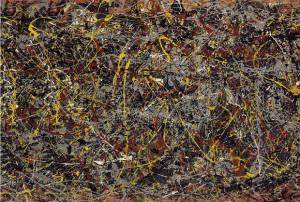 Jackson Pollock. Numero 5