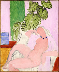 1937 oil on canvas Nice, Musée Matisse. Bequest by Madame Henri Matisse, 1960
