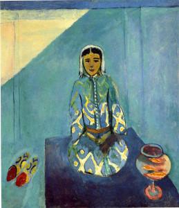 Henry-Matisse-Zorah-on-the-terrace-1912