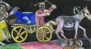 Chagall - The Cattle Dealer