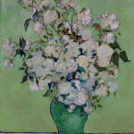 Vincent van Gogh. Roses, 1890. Oil on canvas, cm. 93 x 74 cm. The Metropolitan Museum of Art, The Walter H. and Leonore Annenberg Collection, Gift of Walter H. and Leonore Annenberg, 1993, Bequest of Walter H. Annenberg, 2002
