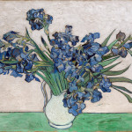 Vincent van Gogh. Irises, 1890. Oil on canvas, cm. 73.7 x 92,1. The Metropolitan Museum of Art, New York, Gift of Adele R. Levy, 1958