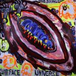 Judith Bernstein - Birth of the universe 1