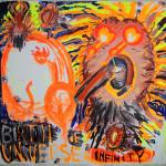 Judith Bernstein - Birth of the Universe 5