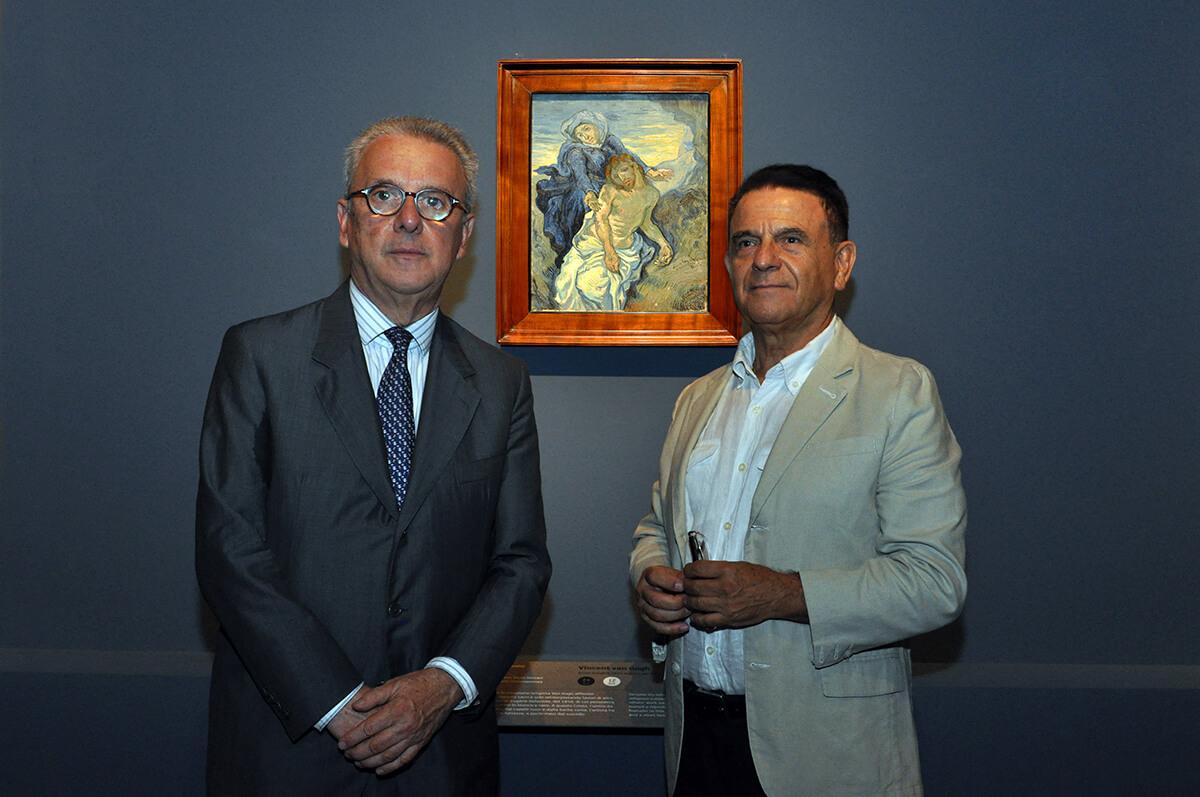 "Arturo Martini. Prodigal son, 1927. Bronze, cm. 219 x 149 x 100. Acqui Terme, Retirement Home ""Jona Ottolenghi"". Photo: © Katarte.net"