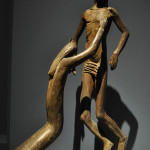 Fausto Melotti. Deposition, 1933. Bronze, cm. 86 x 60 x 26. Private collection. Photo: © Katarte.net