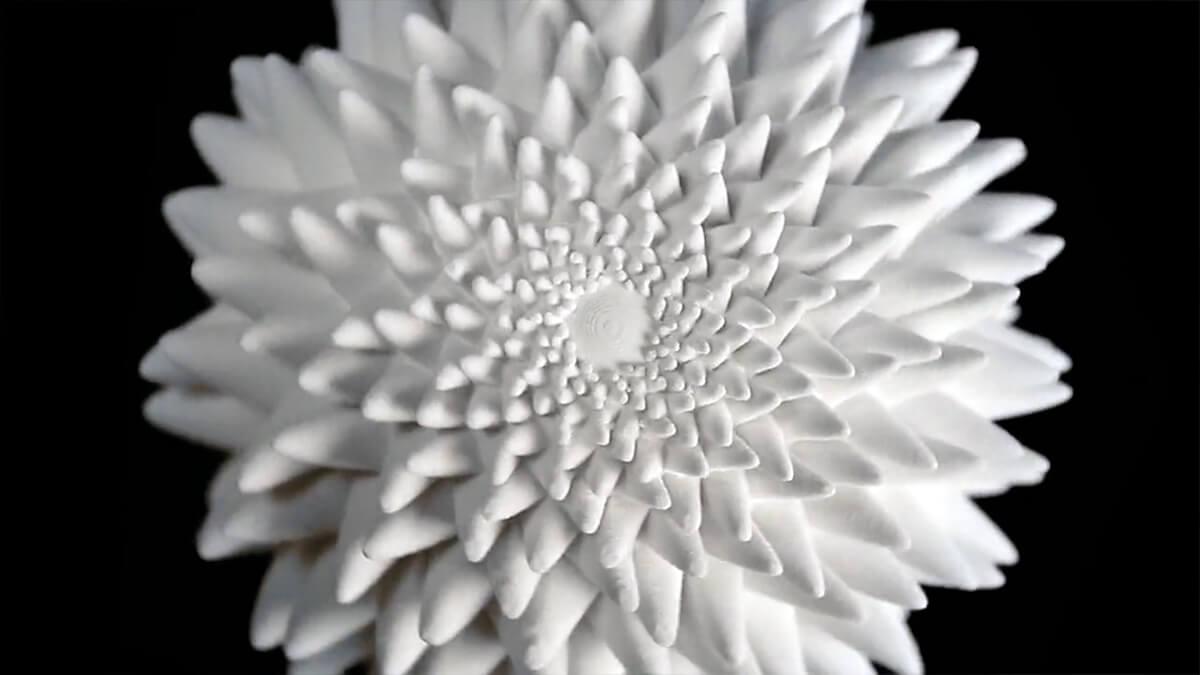 Blooms: John Edmark - kinetic sculptures