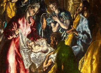 El Greco - Adoration of the Shepherds