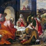 El Greco - Adoration of the Shepherds, 1570