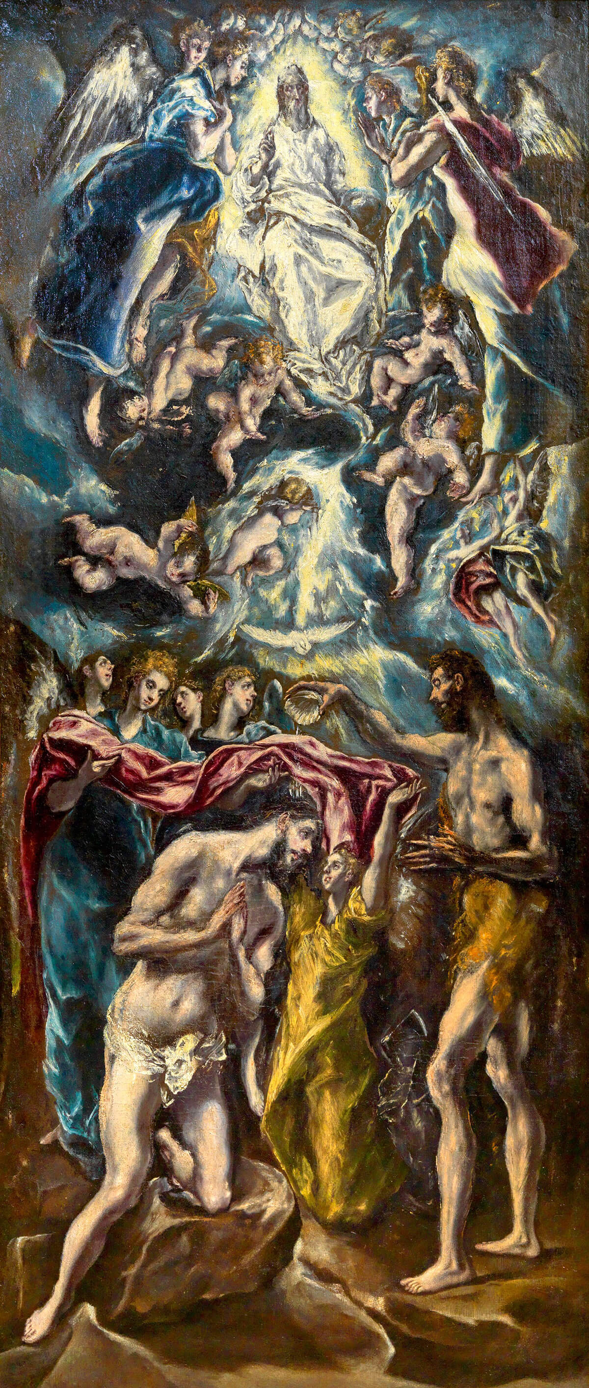 El Greco in Italy. Metamorphosis of a Genius