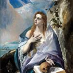 El Greco - Santa Maddalena Penitente - 1577 ca.