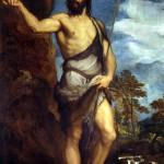 Tiziano - St. John Baptist - 1540