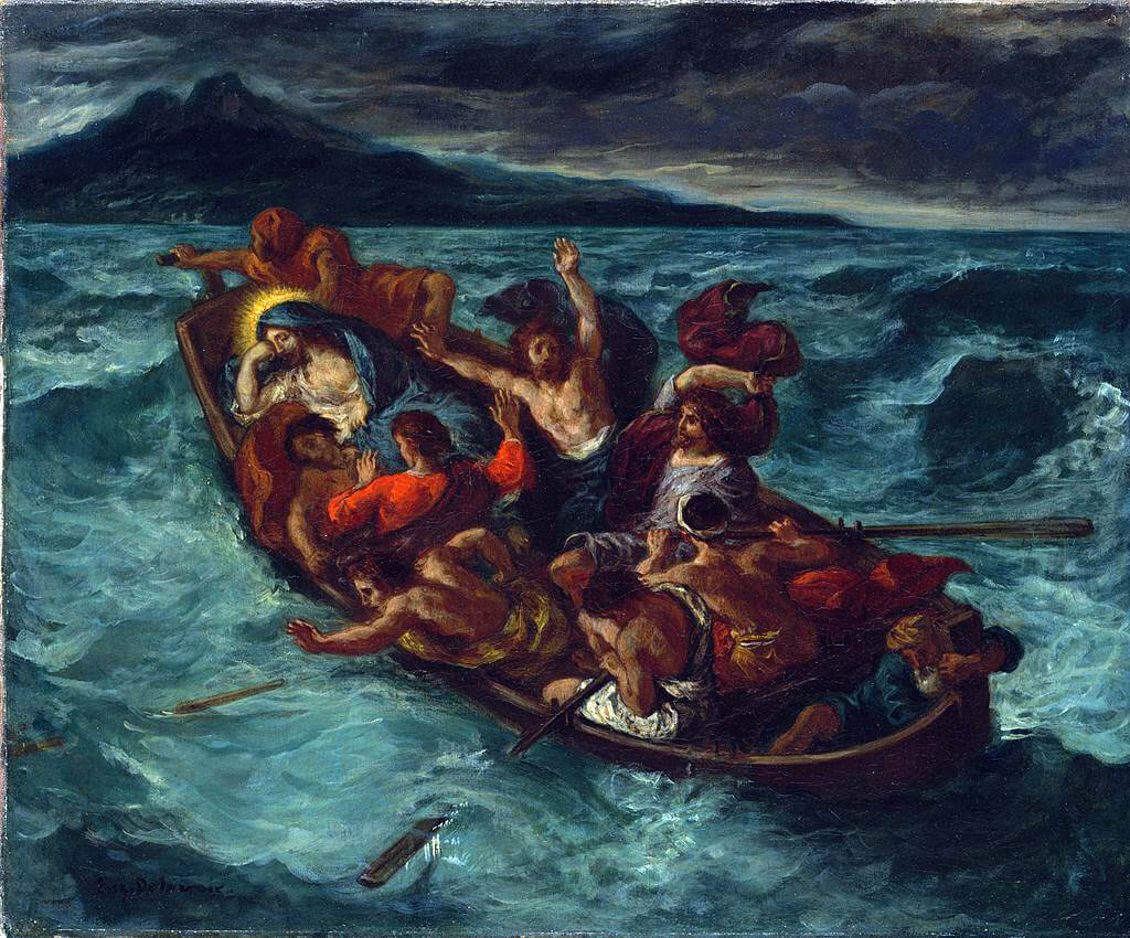 Eugène Delacroix and the Rise of Modern Art