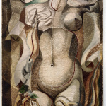 André Masson. The armor, 1925. Oil on canvas. Peggy Guggenheim Collection. Venice / Ph. David Heald © André Masson by SIAE 2016