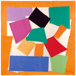 Henri Matisse, The Snail, 1953. Gouache on paper, cut and pasted on paper mounted on canvas, cm. 286,4 x 287, 1962. Photo © Tate, London 2014. © c / o Pictoright Amsterdam, 2014