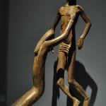 Fausto Melotti. Deposition, 1933. Bronze, cm. 86 x 60 x 26. Private collection. Photo: © Katarte.net