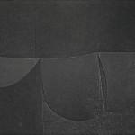 Alberto Burri. Cellotex, 1980–89. Acrylic and Vinavil on Celotex, cm. 254 x 361. Private collection, courtesy Lia Rumma Gallery, Milan and Naples. Photo: Giorgio Benni, courtesy Lia Rumma Gallery, Milan and Naples