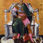 El Greco St. Demetrio 1563-1565 painting on wood