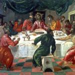 El Greco - last supper