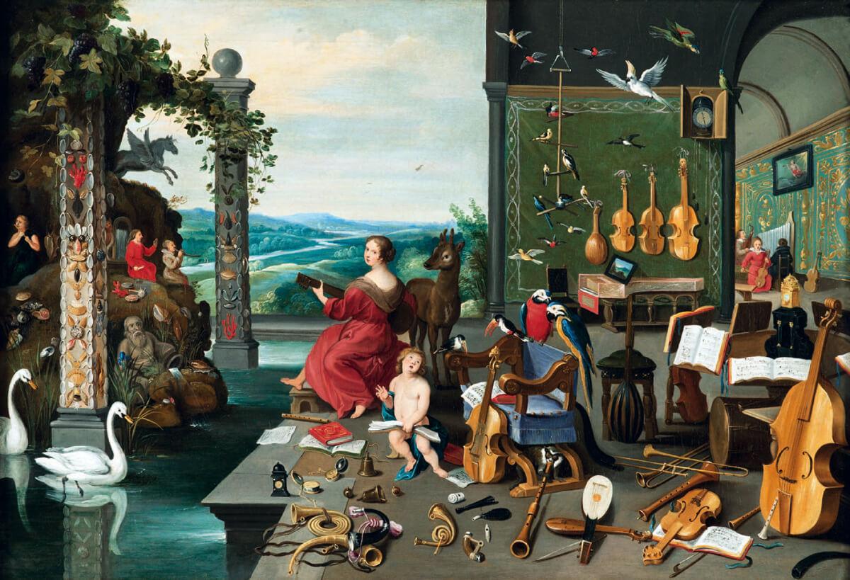 Pieter Bruegel the Elder. Dance of the farmers, 1568 ca.