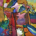 Eugène Delacroix. Wassily Kandinsky. Study for Improvisation V, 1910. Minneapolis Institute of Art. Gift of Bruce B. Dayton