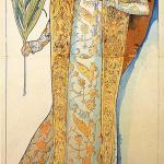 Alfons Mucha - Gismonda - 1894