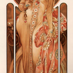 Alfons Mucha - Moet Chandon - 1899