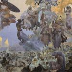 Alfons Mucha - The slav epic - 1928
